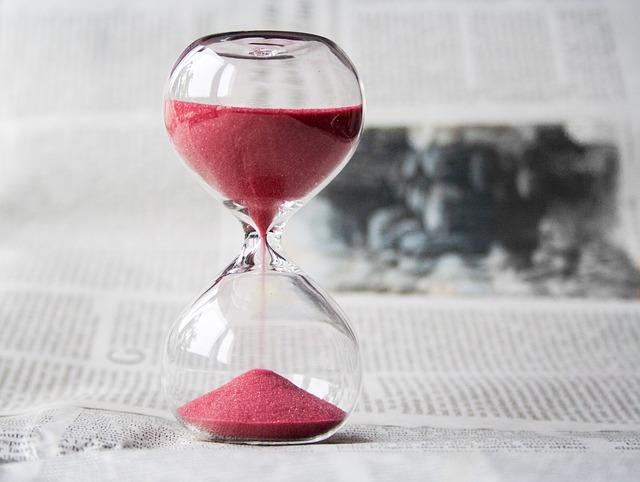 hodiny přesýpací