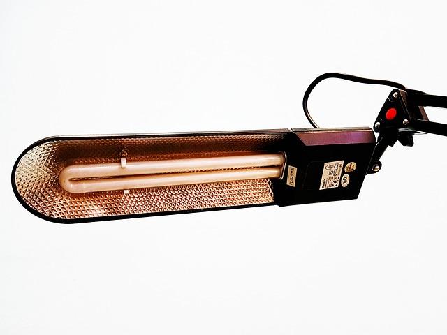 zářivka lampičky