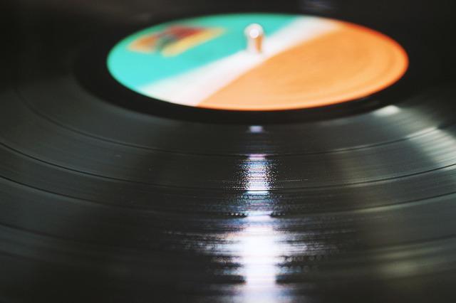 deska do gramofonu