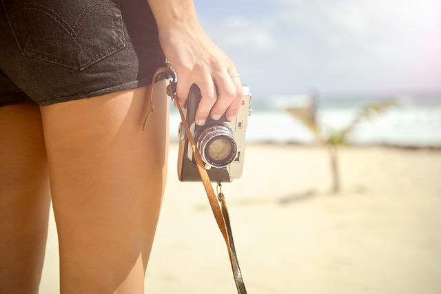 foťák u stehna