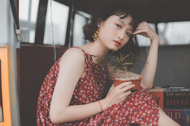 japonská žena